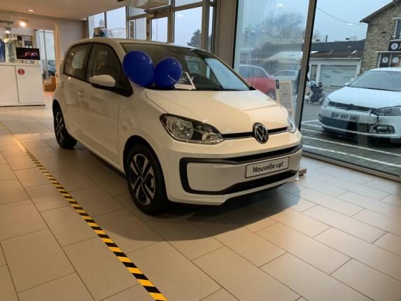 Volkswagen Up! Up 1.0 60 BlueMotion Technology BVM5 5 km